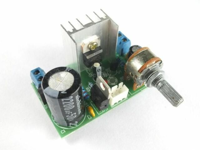 AC/DC to DC LM317 power Continuous adjustable Voltage regulator With protection