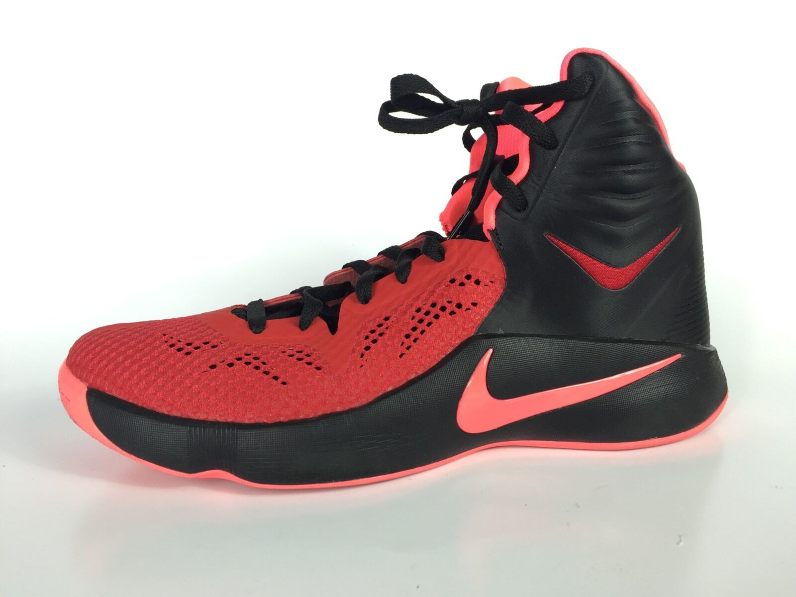Nike Zoom Hyperfuse 2018 Men's Black And Red Sneakers Comfortable