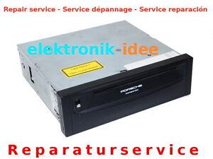 Reparatur-Porsche-911-996-986-Navigation-PCM-Lesefehler