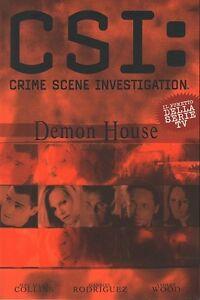 CSI: CRIME SCENE INVESTIGATION - Demon House - Panini Comics