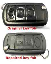 Repair service for Land Rover Range Rover Sport remote flip key fob 2005 - 2009