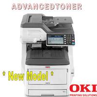 Oki Mc873dn M/f Wi-fi A3 Colour Laser Printer + 3 Year Wty