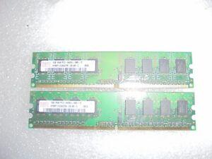 Hynix-2GB-RAM-2-x-1GB-PC2-6400-DDR2-240-Pin-SIMM-HYMP112U64CP8-S6