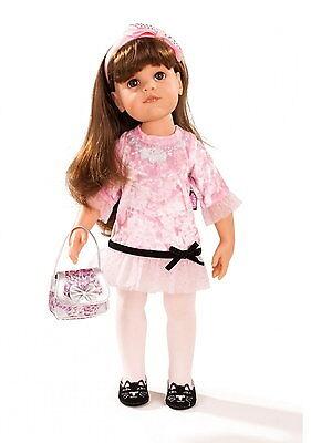 Götz Stehpuppe Puppe Hanna Happy Birthday 50cm 16 tlg. Set Geschenk Neu 1659078