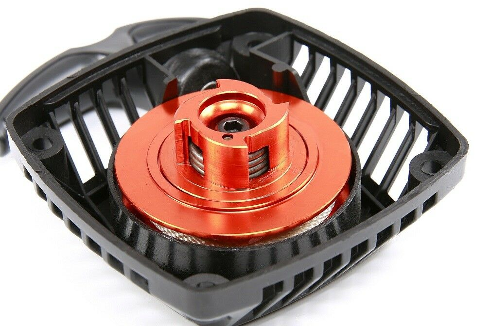 Easy pull starter with CNC turbine for for for HPI Baja 5B 5T 5SC Losi 5ive T FG 605fd3