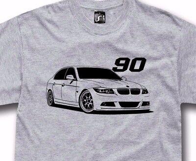 Tshirt for BMW e90 fans m3 316i 318i 320i 323i 325i T Shirt   eBay