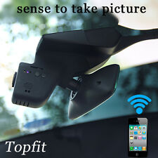 Topfit Car Dash Cam/Driving Record Camera For Tesla Model X Autopilot 2.0 Black