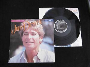 John-Denver-Greatest-Hits-vol-3-Ger-1984-lp-vinile-VG