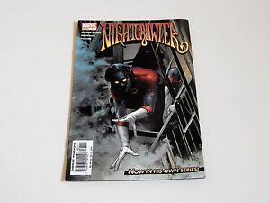 Nightcrawler #2 VF 2004 Stock Image