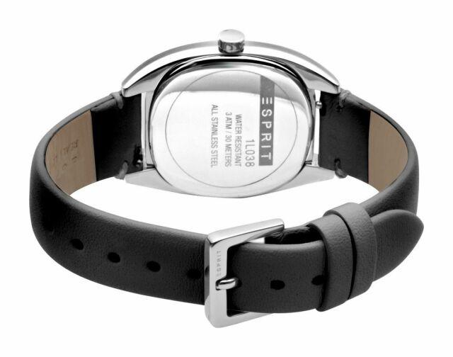 Esprit ES1L038L0025 Infinity Black Silver Damenuhr