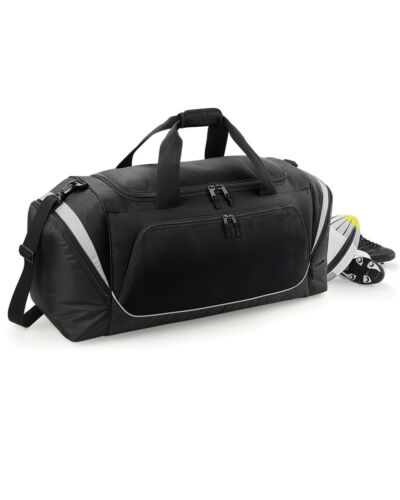 Grand Sac De Kit Team Sports Football Rugby Gym Voyage ample poches rembourré NEUF