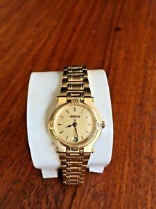 GUCCI-9200L-Gold-Ladies-Watch