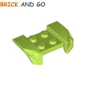 marron, brown Roof Tile Brick 1x1 Slope NEUF NEW 10 x LEGO 54200 Brique Toit