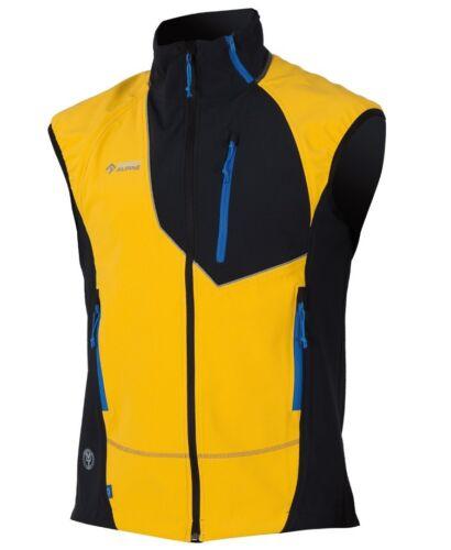 Direct Alpine Attack Men/'s Vest gold Softshell-Weste für Herren