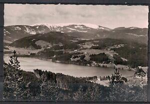 Ansichtskarte-Titisee-Schwarzwald-Feldberg