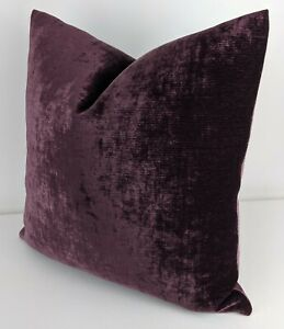 *John Lewis Voyage Mimosa Velvet Cushion Cover Double Sided /& Modern Look