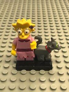 Lego Simpsons Minifigure Series 2 Lisa Simpson And Snowball II 71009