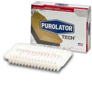 Engine Intake Flow cl Purolator TECH Air Filter for 2003-2008 Toyota Corolla