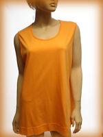 Sarah Amari Top Gr. 44, Orange, Oberteil, Sommer, Shirt, Damen Bekleidung Neu
