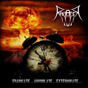 RAVAGER-ERADICATE-ANNIHILATE-EXTERMINATE-CD-NEW