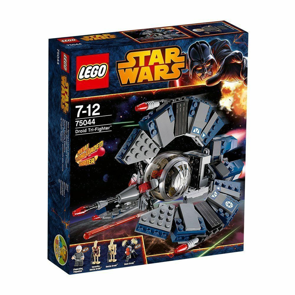 LEGO ® STAR WARS ™ 75044  Droid Tri-Fighter ™  NEU&OVP  VERSIEGELT