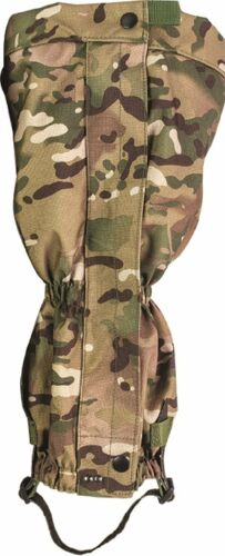 HMTC CAMO WALKING GAITERS water resistant proof gaitors for climbing trekking