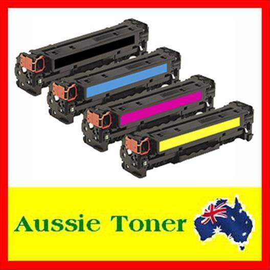4x CF400X CF401X CF402X 403X Toner HP laserjet pro M252dw M277dw M252 M277 201X