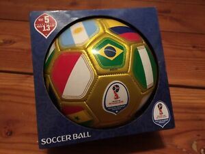 *CLEARANCE* Official World Cup FIFA Russia 2018 Official Size 5 Soccer Ball