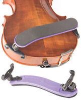 Viva La Musica Purple 3/4 - 4/4 Violin Shoulder Rest