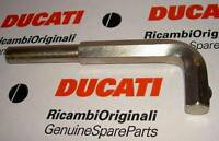 Ducati Monster, Super Sport, St Factory 17mm Hex Size Axle Removal Wrench