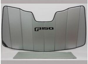 Ford-2015-2018-F-150-Sunshade-Factory-w-Logo-amp-Storage-Bag-VJL3Z-78519A02-A