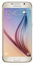 "Samsung Galaxy S6 Duos SM-G920FD Gold (FACTORY UNLOCKED) 5.1""QHD,Dual Sim"