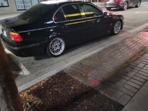 2000 BMW 5 Series 528