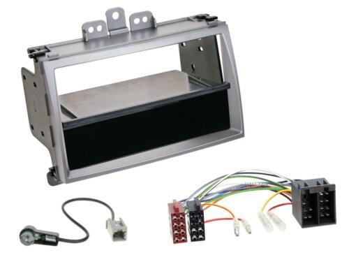 08-11 archivador Kit de integracion din autoradio para Hyundai i20