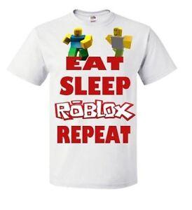 Details about Roblox Children's t-shirt-Boy's and Girl's T-shirt- Roblox  gamer t-shirt