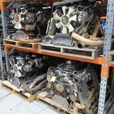Nissan Patrol GU TD42TI 4 2 Factory Turbo Intercooled Engine Conversion  Package   eBay