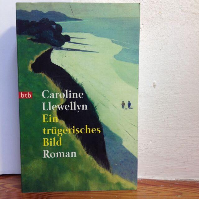 Ein trügerisches Bild (Taschenbuch) von Caroline Llewellyn