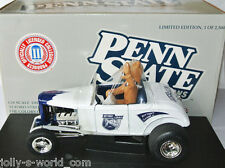 Ertl 7792 - 1932 FORD STREET ROD w. Team Mascot *PENN STATE NITTANY LIONS* 1:18
