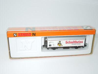 Precise Arnold Spur N 4581 Bierwagen Schultheiss Pilsener Good For Energy And The Spleen Toys & Hobbies
