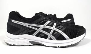 Eeee Asics Homme 9 Chaussures 4 Gel argent Noir Taille Course contend carbone qHPwq1r