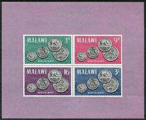 MALAWI-NEW-COINS-S-S-MNH-MONEY-ELEPHANT-CHICKEN-FOOD-A13