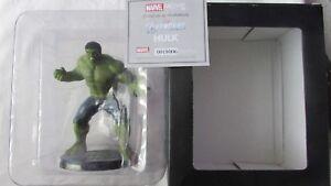 Eaglemoss Marvel Figure Spécial Hulk 18006 Bnib Coaendoost