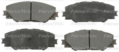 SMD1211 FRONT Semi-Metallic Brake Pads Fits 11-13 Scion tC