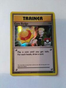 Pokemon-GYM-BADGE-Trainer-XY205-Foil