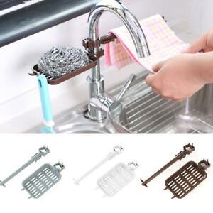 Küchenspüle Lagerregal Schwamm Abfluss Regal Korb Badezimmer Duschhalter
