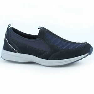 745cdc118132d Details about Women Easy Spirit PIERS I Navy Casual Slip-On Athletic  Walking Running Shoes