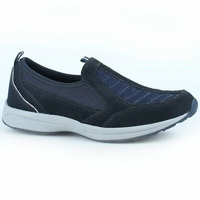 bed04edc783b4 Women Easy Spirit PIERS I Navy Casual Slip-On Athletic Walking Running  Shoes | eBay