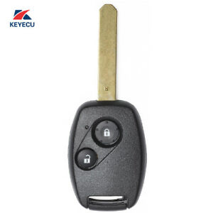 Image Is Loading New Uncut Remote Car Key Fob 2B 433Mhz