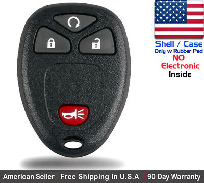 OUC60270, OUC60221 Cadillac Buick Saturn GMC Bulk Lot of 10 Suzuki Car Key Fob Keyless Entry Remote fits Chevy
