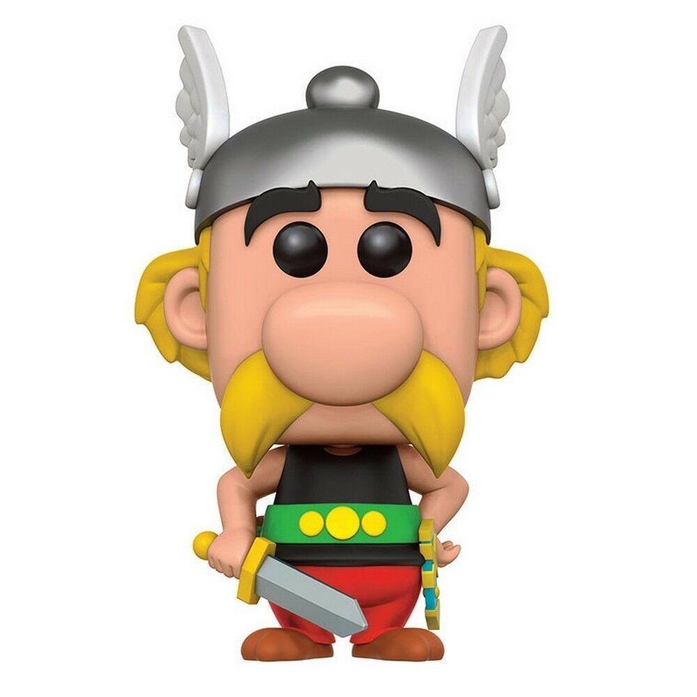 Asterix & & & Obelix Pop  divertimentoko Asterix Vinyl cifra n° 129 268016